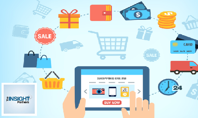 E-COMMERCE PLATFORM MARKET TO GARNER EXPONENTIAL ACCRUALS BY 2027 - REGISTERING A MODEST CAGR TO ACHIEVE HIGHEST REVENUE